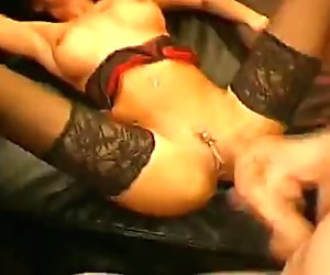 The Worlds most Sloppiest Gangbang Ever