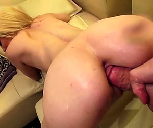 Tiffany Fox - Slender Squirting Skank