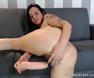 Hot Milf Camwhore Masturbates For You