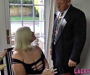 Lacey Starr monte analement