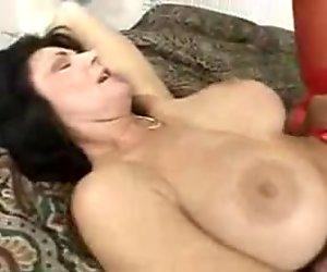 Deuxtra granny ass fucker