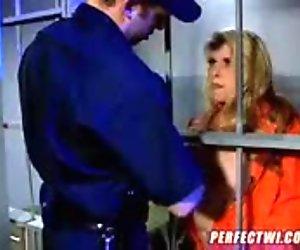 big tits in prison