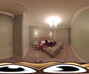 VR Porn Three in a Row!  Virtual Porn 360