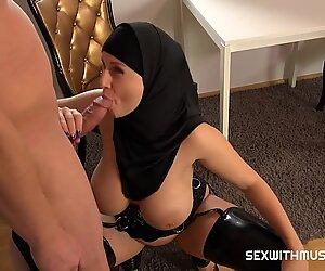 Sexy muslim bitch Angel Wicky with huge tits