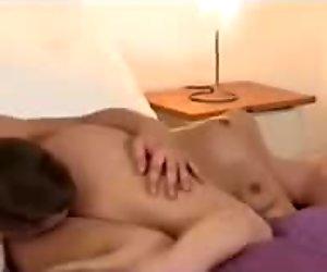 DaneJones HD Cute girl anal sex and squirting orgasm