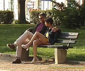 anal in public