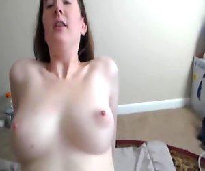 Morning Sex Cowgirl Orgasm .mp4