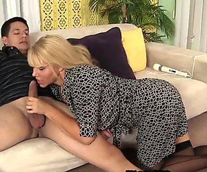 WANKZ- Milf Karen Fisher Has Sex