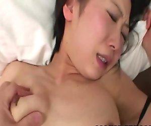 Rei Kusakabe - Exotic JAV Babe Fucked And Creampied