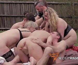 Swinger Party! MILFs fucked hard! WolfWagner.com