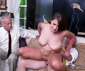 Nghiệp dư lưỡng tính gian dối threesomes và ivy hoán đổi vị thành niên gây ấn tượng với chiếc túi và mông vui nhộn của cô