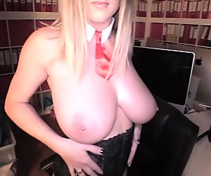 Stacey Poole - Red Tie Secretary 2