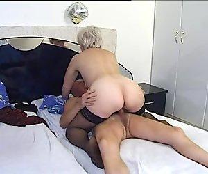 Granny fuck grandpa for old times sake - Telsev