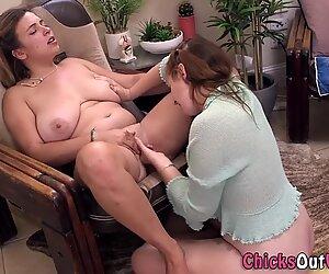 Amateur les masturbating