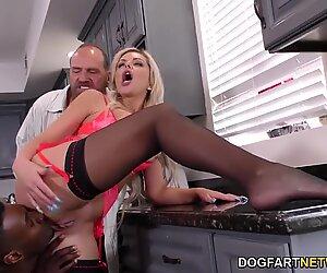 Mom, Put It In My Ass! - Nina Elle & Angel Smalls
