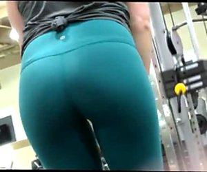 wow!!! beautiful ass 56 (gym)