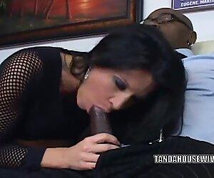 Mature brunette Kendra Secrets gets her twat fucked