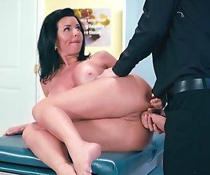 Danny D feeding Veronica Avluv his cock