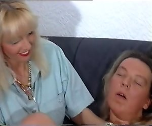Mature Sluts Play With A Pussy - DBM Video