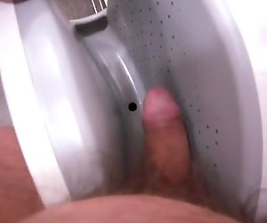 airwolf in public store toilet