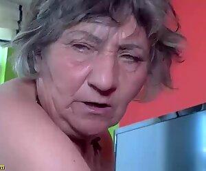 80 ans mamie première fois interraciale