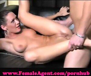 FemaleAgent. gifted pecker
