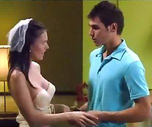 Jennifer Dark the wedding vail