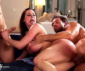 PrettyDirty MILF Kendra Lust Double Teamed