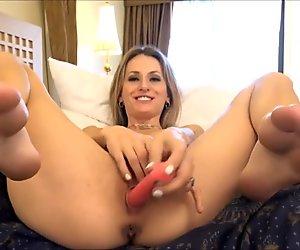 Natasha - Masturbation