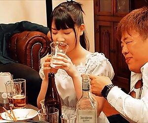 Слишком пьяна, чтобы защитить ее гф - javpmv