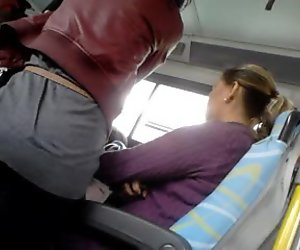 Pretty Nice Ass on the Bus