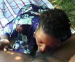 Black babe fucking the pool boy - Visual Images